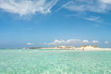 Espalmador Island. A Tiny Bale...