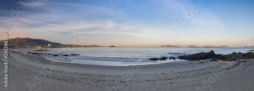 Cuadros en Lienzo Samil Beach