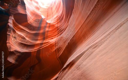 Fototapeta  Antelope Canyon is a slot canyon in the American Southwest