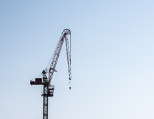 Concept For Erectile Dysfunction With Large Crane With Drooping Structure