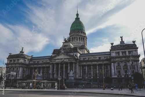 Poster Buenos Aires Les rues de Buenos Aires