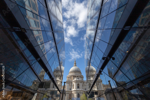 St Paul's Cathedral London Wallpaper Mural