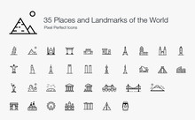 35 Places And Landmarks Of The...