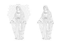 Deva Maria Magdalena Or Woman ...