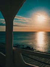 Sunsets Over The Ocean Casapueblo Punta Del Este