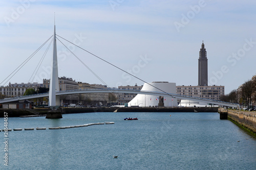 Photo bassin du commerce le havre