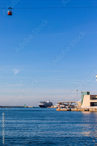 Photo  Cruises in Barcelona, Spain in Europe