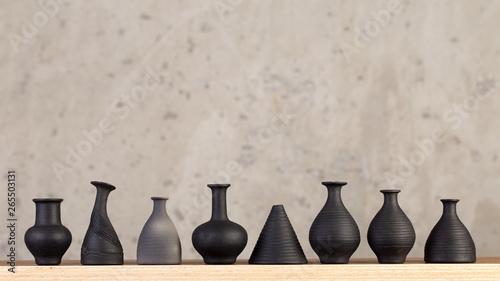 Valokuva  Decorative ceramic handmade