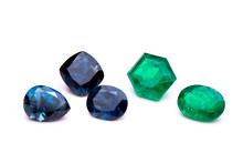 Emeralds And Sapphires