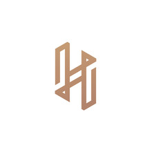 Premium Letter H Logo - Vector...