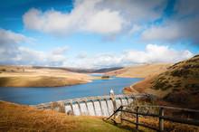 Craig Goch Dam And Reservoir