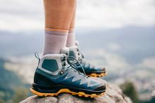 Mood Photo Of Male Legs Wearin...