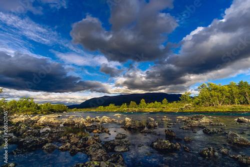 Fotografía Peak District moorland panorama