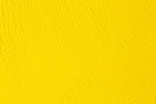 Concrete Wall Yellow Color For Texture Background