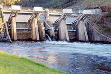 Dam For Water Conservation And Environment