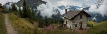 Stone Cottage Near Mt Blanc Tr...
