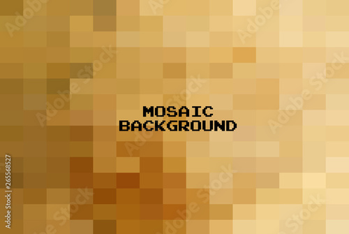 Abstract Dark Brown Geometric Background Creative Design