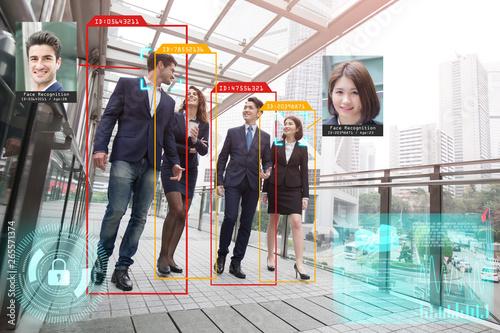 Fotografía  artificial intelligence system