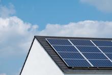 Solar Panels Rooftop