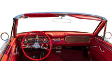 Interior Of Classic Retro Conv...