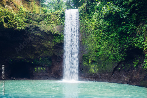 Photo sur Toile Cascades Tibumana waterfall at Bali, Indonesia
