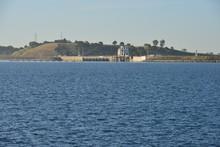 Folsom Dam In California