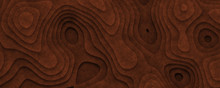 Abstract Wallpaper, Brown Subsoil Map Texture Background