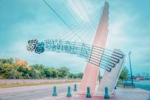 Route 66 Sign, Tulsa Oklahoma