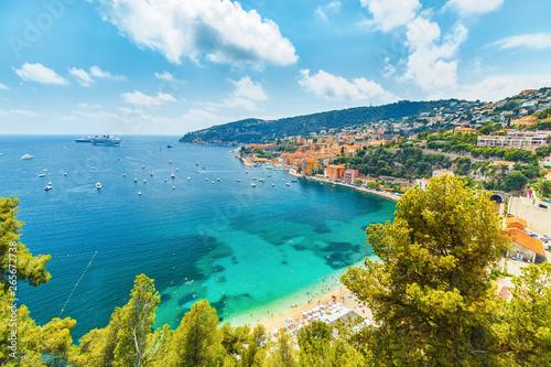 Pinturas sobre lienzo  Cote d'Azur, France
