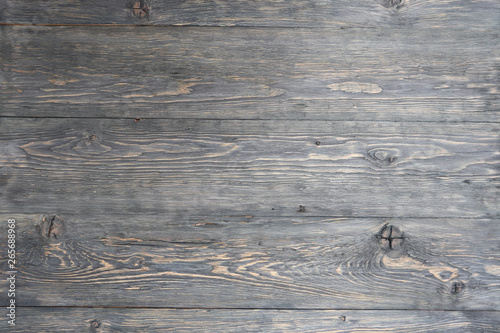 Background texture old boards with knots in the set Canvas-taulu
