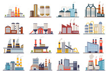 Factory Industry Manufactory P...