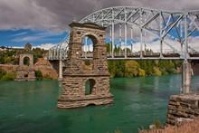 Historical Suspension Bridge I...