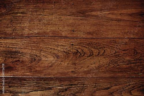 Photo  Wooden floor background