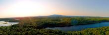 Mount Monadnock Aerial View Pa...
