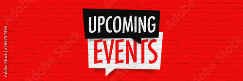 Foto Upcoming events