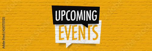 Upcoming events - 265755125