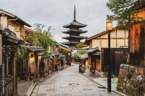 Photo sur Toile Kyoto (Multiple Values)