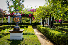 Jardines Plaza De España En S...