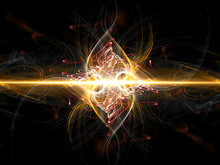 Dark Energy With Quantum Waves...