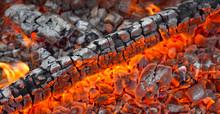 Burning Hot Coals, Wood