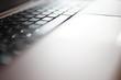 Notebook Tastatur - Tiefenschärfe