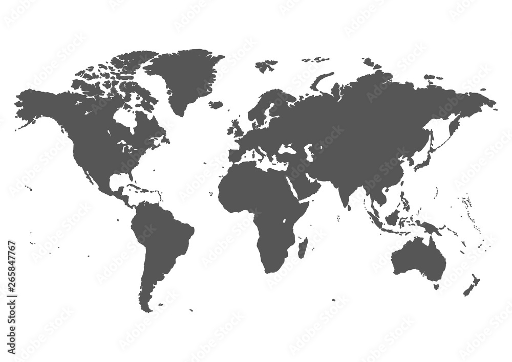 Fototapety, obrazy: World Map