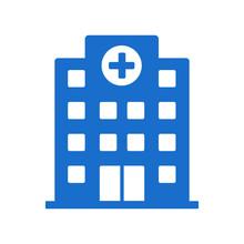 Hospital Building Icon