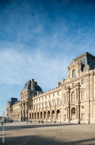 France, Paris, Le Louvre museum Fototapet