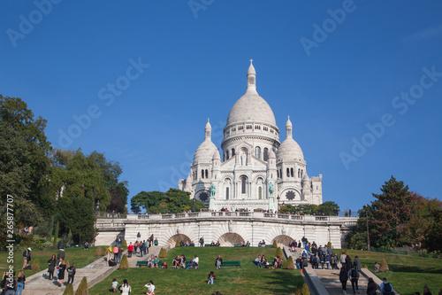 Fotografia  Basilique du Sacré-Cœur de Montmartre