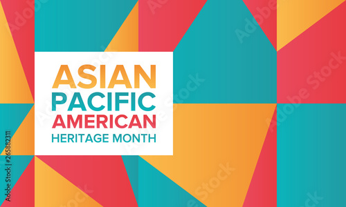 Valokuva Asian Pacific American Heritage Month