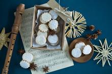 Christmas Cookies Spitzbuben I...