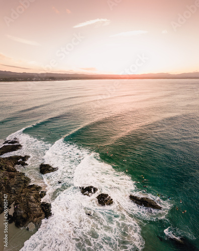 Photographie The Pass at Byron Bay