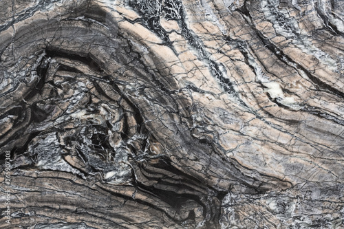 Superlative contrast marble texture for design.