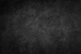Fototapeta Kamienie - Dark black stone texture background